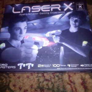 Laser X Real Life Laser Gaming Experience for Sale in Dallas, TX