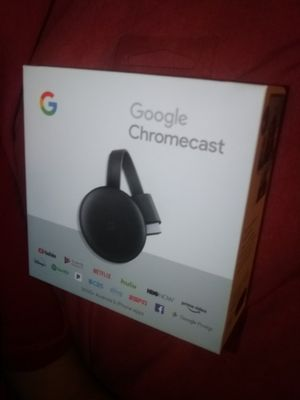Chromecast for Sale in Longview, TX