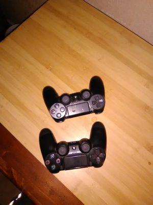 PS4 controllers for Sale in San Bernardino, CA