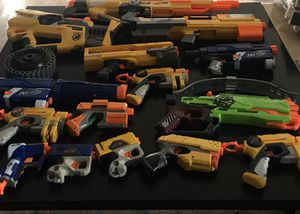 16 Nerf Guns for Sale in Joint Base Lewis-McChord, WA