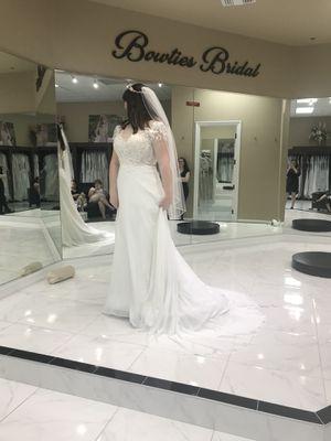 Size 12 Wedding Dress for Sale in Henderson, NV