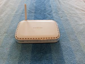 Netgear wgr614 Wireless-G router for Sale in Conway, SC