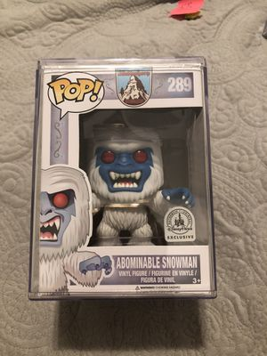 Abominable Snowman Disney Park Exclusive for Sale in Brooklyn, NY