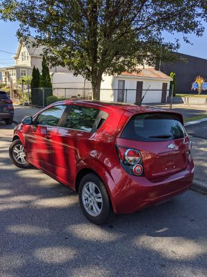2014 chevy sonic for Sale in Teaneck, NJ