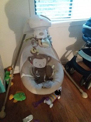 baby swing for Sale in San Francisco, CA