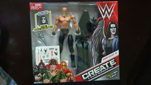 WWE STING ACTION FIGURE for Sale in Dallas, TX
