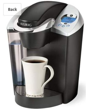 Black Keurig Coffee Maker for Sale in Clinton Township, MI