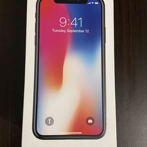 iPhone X for Sale in College Park, MD