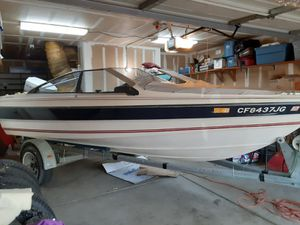 1985 bayliner capri 125 outboard for Sale in Stockton, CA