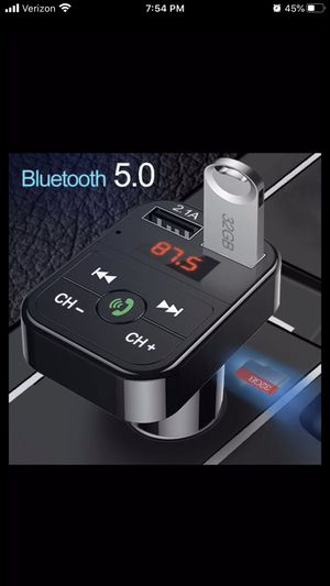 Car Bluetooth FM transmitter. for Sale in Pittsburg, CA