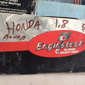Honda,Acura, auto parts,.piston rings,B18..New,.$20 for Sale in Las Vegas, NV
