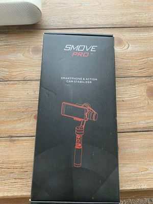 SmovePro smartphone and GoPro stabilizer 3 axis Gimbal for Sale in Saint Michael, MN