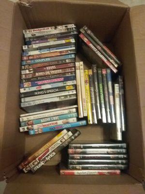 Box of DVD's for Sale in Phoenix, AZ