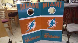 Custom cornhole boards for Sale in Tampa, FL