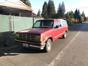 1992 Ford Ranger 3.0L V6 for Sale in Marysville, WA