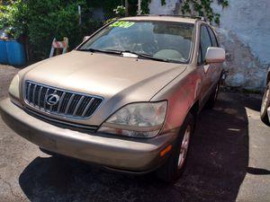 2002 Lexus RX300 for Sale in Philadelphia, PA