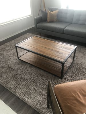 West Elm coffee table for Sale in Austin, TX