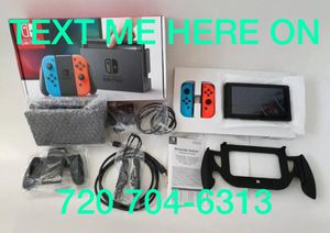 Complete set of Nintendo Switch it comes with it dock all good as new for Sale in Washington, DC