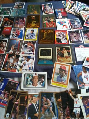 Mid 80's to mid 90's trading cards!!- for Sale in Lakeland, FL