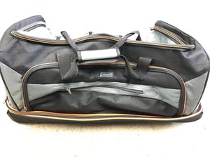 """Coleman 30"""" Rolling Duffle Bag for Sale in Bakersfield, CA"""