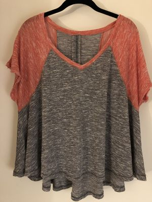 Free People Baseball Tee for Sale in San Diego, CA