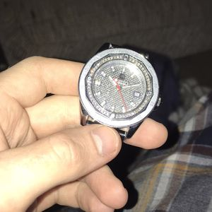 Centorum .55ct Diamond Watch for Sale in Plymouth, MA