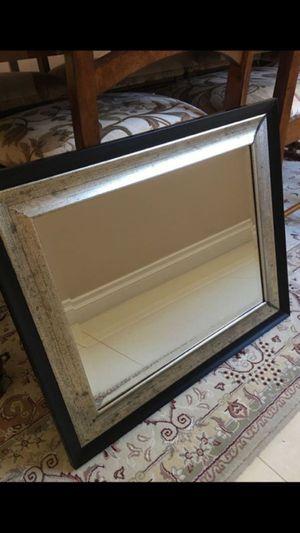 "Wall mirror, vanity mirror, size 25.5"" X 21.5"", $16 for Sale in Burbank, CA"