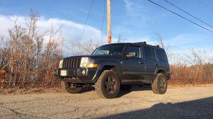 2007 V8 Jeep Commander XJ for Sale in Boston, MA