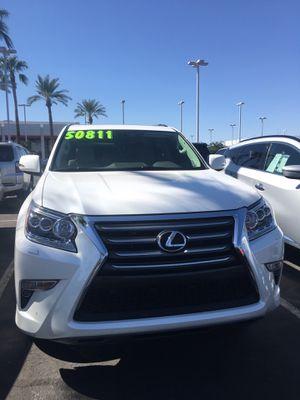 2018 Lexus GX460 AWD Luxury for Sale in Chandler, AZ