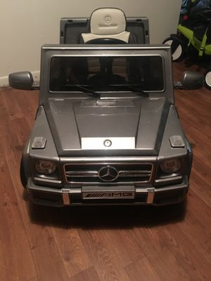 Motorz Merceds Benz G Class 12v for Sale in Delray Beach, FL