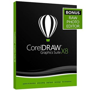 Corel draw graphic suite x8 for Sale in Hayward, CA