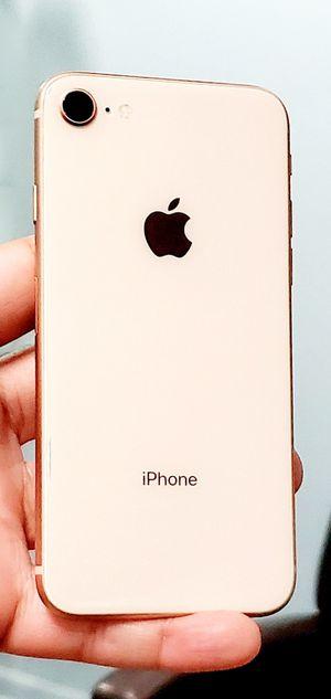 UNLOCKED IPHONE 8 64GB EXCELLENT CONDITION TMOBILE ATT VERIZON METRO CRICKET AND WORLD USE for Sale in Atlanta, GA