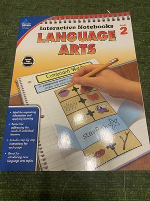 Interactive Notebooks: Language Arts 2 for Sale in Mesa, AZ