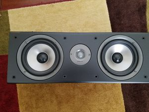 POLK Audio CS2 Series II Black for Sale in Sudley Springs, VA