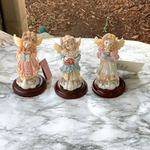 3 Vintage Christmas Around the World House of Lloyd Angels for Sale in Choctaw, OK
