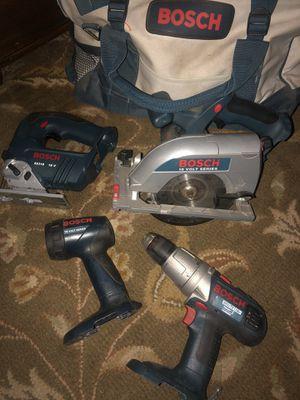 Bosch tools for Sale in Pomona, CA