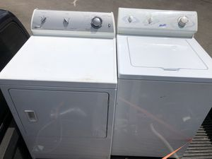 Washer & Dryer! Both Work Great! Delivery Available! for Sale in Coppell, TX