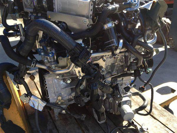 2016 2017 2018 2019 INFINITI Q50 3.0 L TWIN TURBO RWD ENGINE
