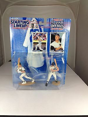 Roger Maris/Mark McGwire Classic Doubles Starting Lineup Action Figure for Sale in McKeesport, PA