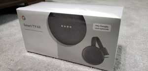 Google home mini and chromecast for Sale in Lawrence Township, NJ