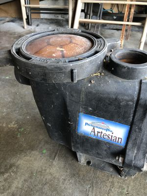 Pool pump and motor for Sale in Sacramento, CA