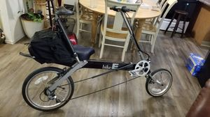 Bike E recumbent for Sale in Mesa, AZ
