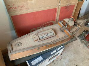 Wood Boat Model for Sale in Fremont, CA