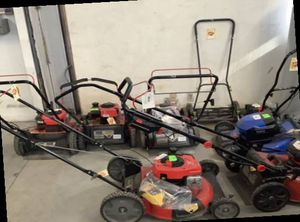 Lawn Mowers!!!!!!! Appliance Liquidation!!!!!!!!!! EH for Sale in Riverside, CA