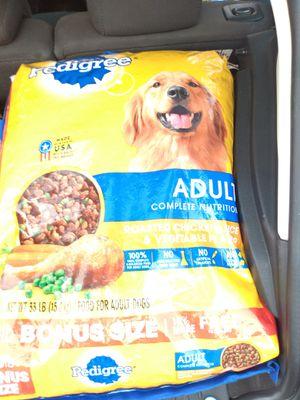 Dog food 33LB bag $10 for Sale in Fresno, CA