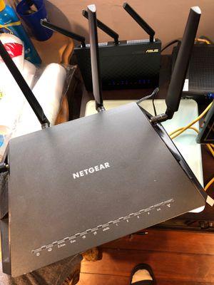 Netgear night hawk X4S AC2600 WiFi router for Sale in Bellflower, CA