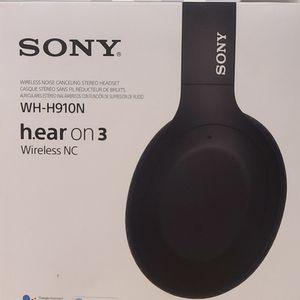 Sony h.ear On 3. Wired &Wireless Headphones. for Sale in Fremont, CA