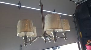 """Light fixture Chandelier 5 bulb 23"""" inches wide for Sale in City of Industry, CA"""