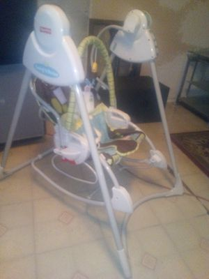Fisher-Price swing for Sale in Winter Haven, FL