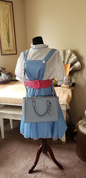 Beautiful sky blue authentic Michael Kors bag $120 PRICE IS FIRM for Sale in North Las Vegas, NV